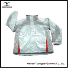 YS-1047 Lightweight Hooded Mens Waterproof Jackets Rains Clothing Coats